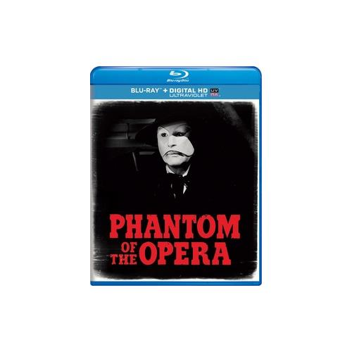 MC-PHANTOM OF OPERA (1943) (BLU RAY W/MOVIE CASH) (DIGITAL HD/ULTRAVIOLET) 25192247743