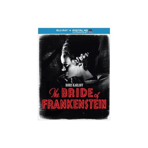 MC-BRIDE OF FRANKENSTEIN (BLU RAY W/MOVIE CASH) (DIGITAL HD/ULTRAVIOLET) 25192247798