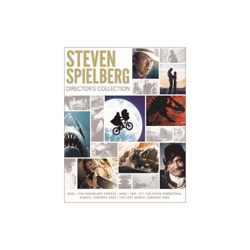 STEVEN SPIELBERG DIRECTORS COLLECTION (BLU RAY) (8DISCS) 25192251078