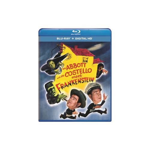 ABBOTT & COSTELLO MEET FRANKENSTEIN (BLU RAY W/DIGITAL HD/UV) 25192251351