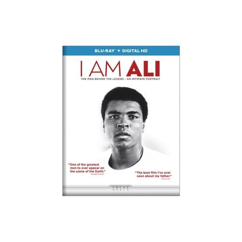 I AM ALI (BLU RAY W/DIGITAL HD/ULTRAVIOLET) 25192263286