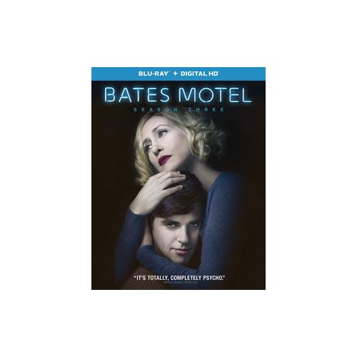 BATES MOTEL-SEASON THREE (BLU RAY W/DIGITAL HD/2DISCS) 25192271908