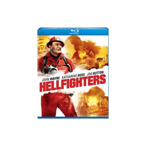 HELLFIGHTERS (BLU RAY) 25192271984