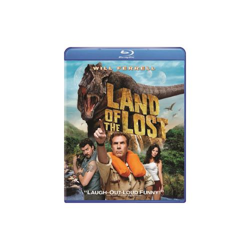 LAND OF THE LOST (BLU RAY/NEW PACKAGING) 25192279461
