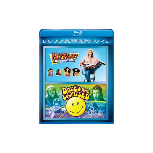 FAST TIMES AT RIDGEMONT HIGH/DAZED AND CONFUSED DOUBLE FEATURE(BLU RAY/2DVD 25192288470