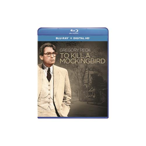 TO KILL A MOCKINGBIRD (BLU RAY W/DIGITAL HD) 25192293672