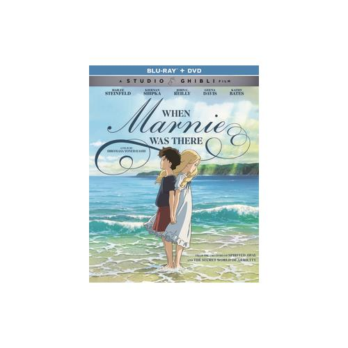 WHEN MARNIE WAS THERE (BLURAY/DVD) 25192307348