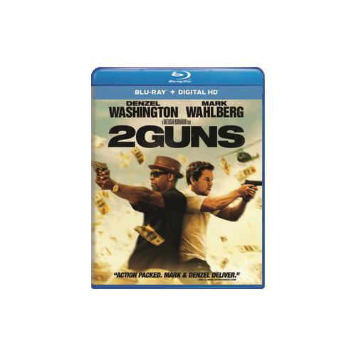 2 GUNS (BLU RAY W/DIGITAL HD) 25192315534