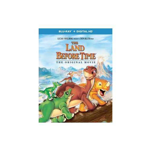 LAND BEFORE TIME (BLU RAY W/DIGITAL HD/REMASTERED) 25192315640