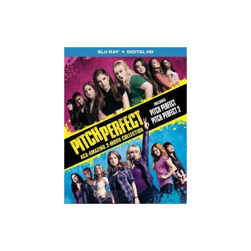 PITCH PERFECT ACA-AMAZING 2 MOVIE COLLECTION (BLU-RAY) 25192318665