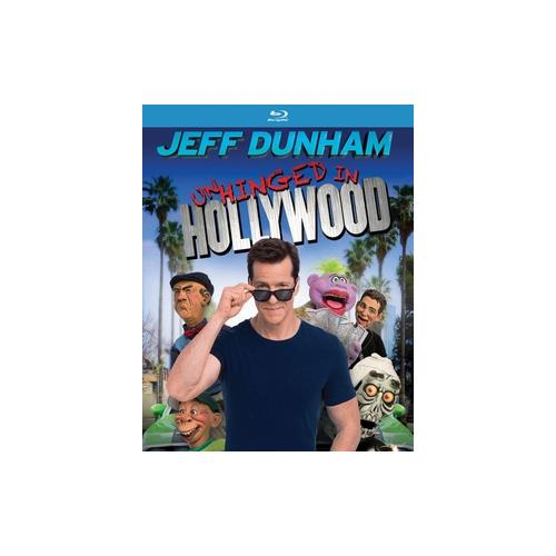 JEFF DUNHAM-UNHINGED IN HOLLYWOOD (BLU RAY) 25192258640