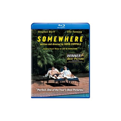 SOMEWHERE (BLU RAY) (WS/ENG SDH/SPAN/FREN) 25192047701