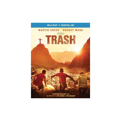 TRASH (BLU RAY/DIGITAL HD) 25192302732
