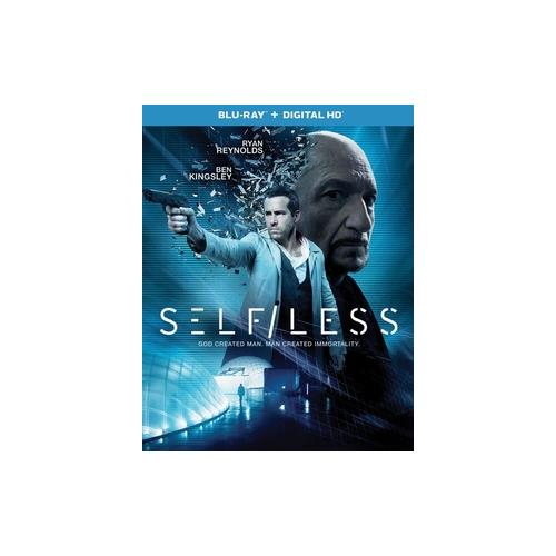 SELF/LESS (BLU RAY/W/DIGITAL HD) 25192325472