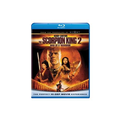 SCORPION KING 2-RISE OF A WARRIOR (BLU RAY) (ENG SDH/SPAN/FREN) 25195046510