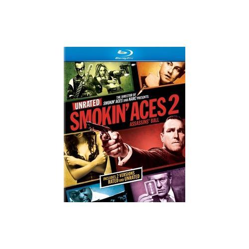 SMOKIN ACES 2-ASSASSINS BALL (BLU RAY) (ENG SDH/SPAN/FREN/DTS-HD) 25192049378