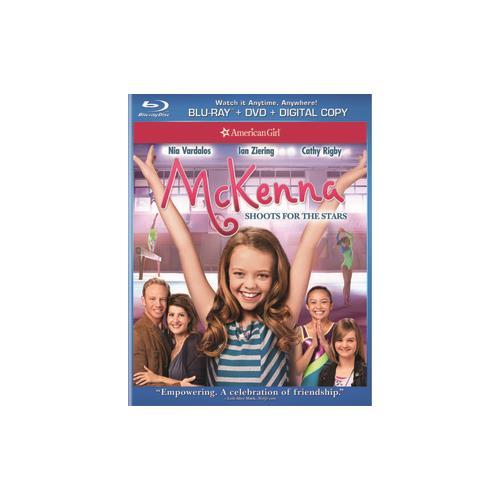 AN AMERICAN GIRL-MCKENNA SHOOTS FOR THE STARS BLU RAY/DVD W/DIG COPY/ULTV) 25192126192