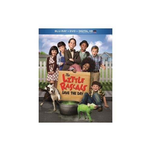 LITTLE RASCALS SAVE THE DAY (BLU RAY/DVD W/DIG HD W/UV/2DISCS) 25192169908