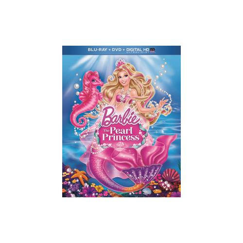 BARBIE THE PEARL PRINCESS (BLU RAY) 25192189272