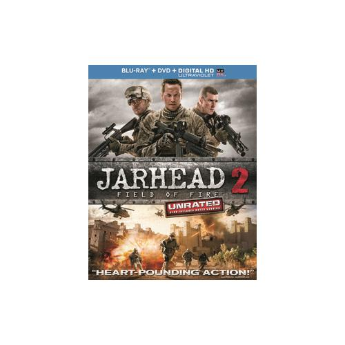 JARHEAD 2-FIELD OF FIRE (BLU RAY/DVD COMBO W/DIGITAL HD & ULTRAVIOLET) 25192200113