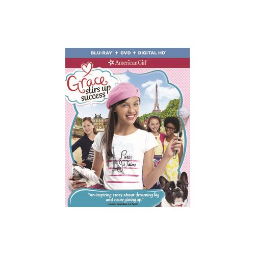 AMERICAN GIRL-GRACE STIRS UP SUCCESS (BLU RAY/DVD W/DIGITAL HD) 25192273490