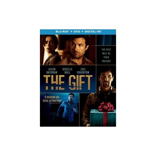 GIFT (BLU RAY/DVD W/DIGITAL HD W/ULTRAVIOLET) 25192318337