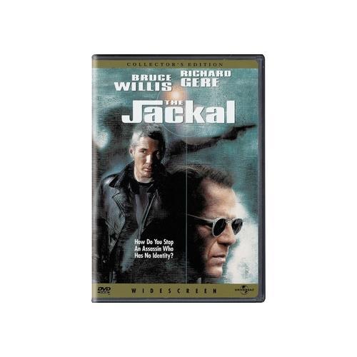 JACKAL COLLECTORS EDITION (DVD) 25192026225