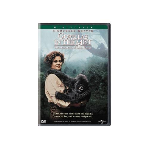 GORILLAS IN THE MIST (DVD)(ANAMORPHIC W/S 1.85/ENG) 25192042126