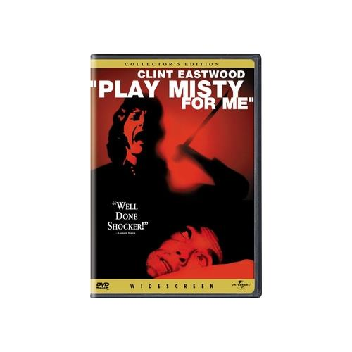 PLAY MISTY FOR ME (DVD) 25192142826