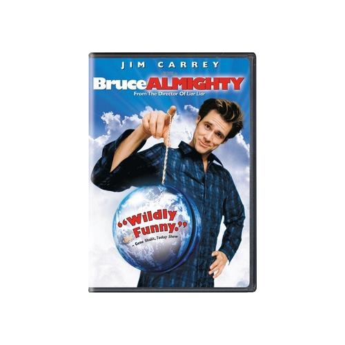 BRUCE ALMIGHTY (DVD) (WS) 25192282324