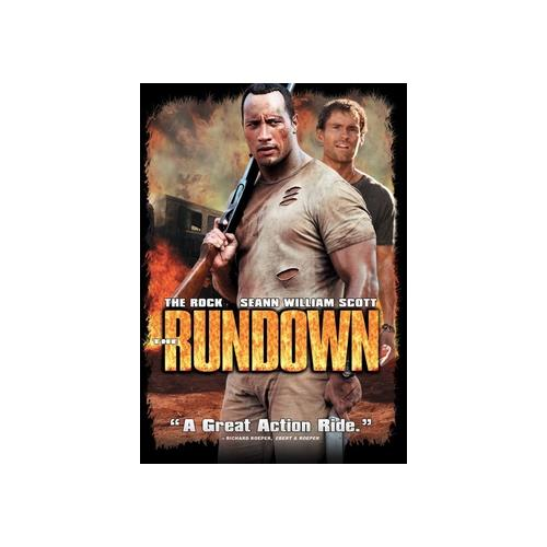 RUNDOWN (DVD) (WS) 25192329029