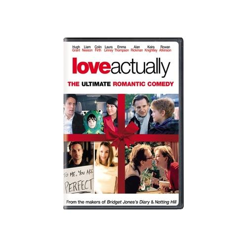 LOVE ACTUALLY (DVD/WS/DOL DIG 5.1 SUR/ENG/SPAN & FRE) 25192329326