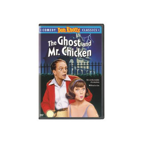 GHOST & MR CHICKEN (DVD) 25192354427