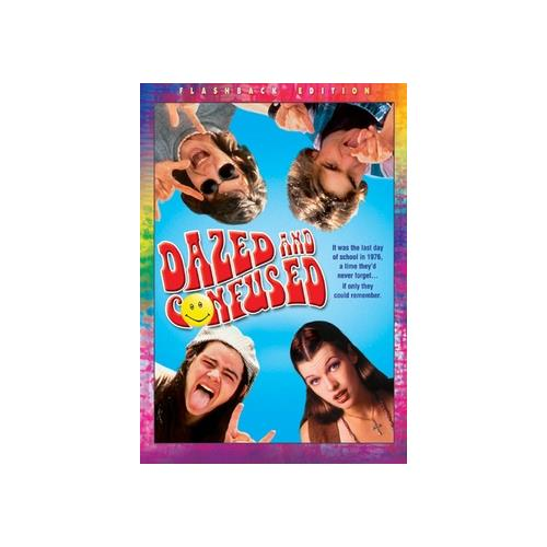 DAZED & CONFUSED FLASHBACK EDITION (DVD) (WS) 25192544828