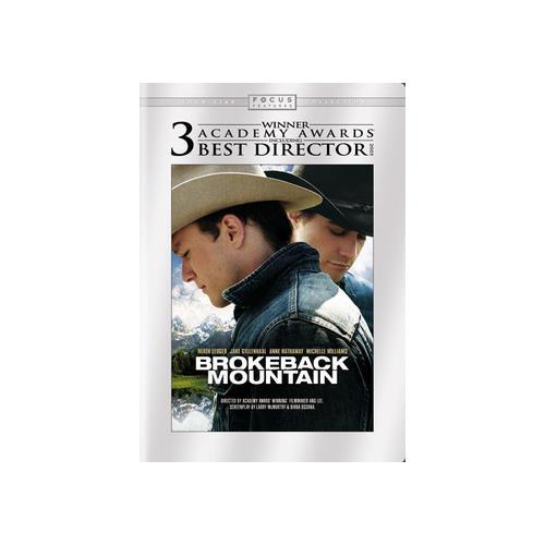BROKEBACK MOUNTAIN (DVD) (WS/DOL DIG 5.1 SUR/ENG SDH/FRENCH/SPAN) 25192631528
