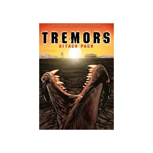 TREMORS ATTACK PACK (DVD) (2DISCS) 25192834523