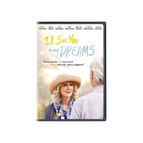ILL SEE YOU IN MY DREAMS (DVD) 25192303005