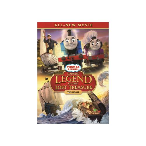 THOMAS & FRIENDS-SODORS LEGEND OF THE LOST TREASURE (DVD) 25192285493