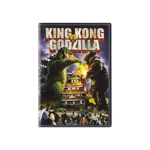 KING KONG VS GODZILLA (DVD) (AWS/DOL DIG 2.0) 25192843624