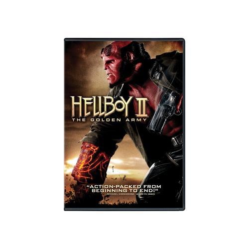 HELLBOY II-GOLDEN ARMY (DVD) (WS/ENG SDH/SPAN/FREN/DOL DIT 5.1) 25195001861