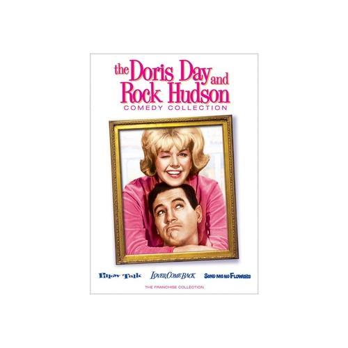 DORIS DAY & ROCK HUDSON COMEDY COLLECTION (DVD) (2DISCS) 25195009157