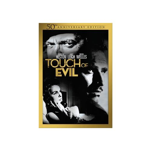 TOUCH OF EVIL 50TH ANNIVERSARY EDITION (DVD) (ENG SDH/FREN/SPAN/DOL DIG2.0 25195027809