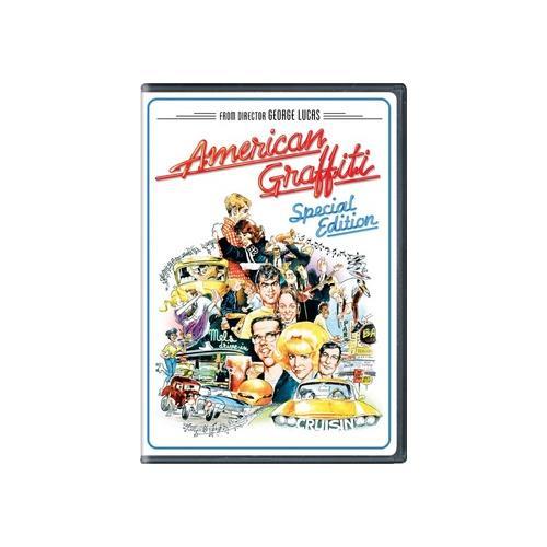 AMERICAN GRAFFITI (DVD) (SPECIAL EDITION/WS/ENG SDH/FREN/SPAN) 25195051026