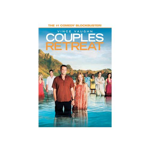 COUPLES RETREAT (DVD) (WS/ENG SDH/SPAN/FREN/DOL DIG 5.1) 25192022180