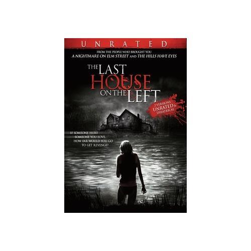 LAST HOUSE ON THE LEFT (DVD) (R & UR/WS/ENG SDH/SPAN/FREN/DOL DIG 5.1) 25192032387