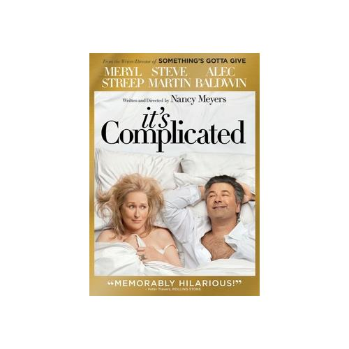 ITS COMPLICATED (DVD) (WS/ENG SDH/SPAN/FREN/DOL DIG 5.1) 25192033292