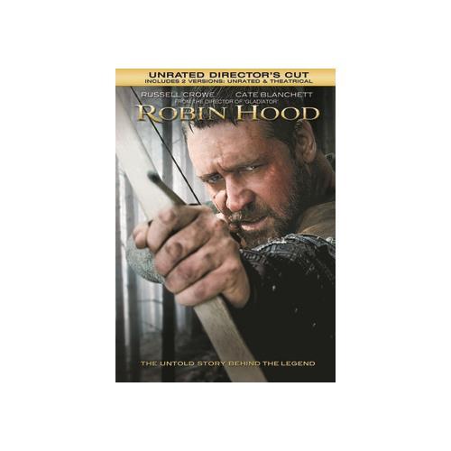 ROBIN HOOD 2010 (DVD) (ENG SDH/SPAN/FREN) 25192037122