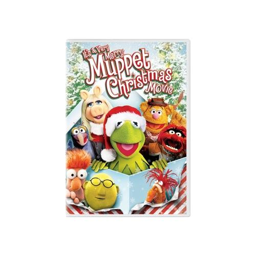 ITS A VERY MERRY MUPPET CHRISTMAS MOVIE (DVD) 25192049675