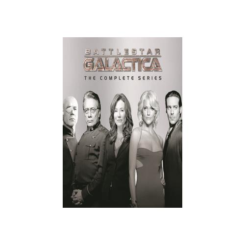 BATTLESTAR GALACTICA 2004-COMPLETE SERIES BOX SET (DVD/26DISCS) 25192050220