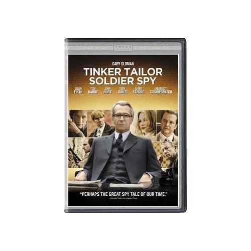 TINKER TAILOR SOLDIER SPY (DVD) (ENG SDH/SPAN/FREN/WS/2.35:1) 25192125515